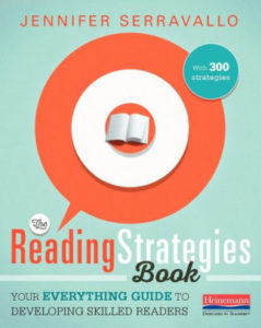 Cover photo of Reading Strategies book