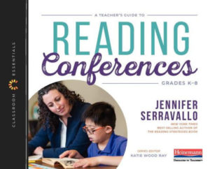Cover photo of Reading Conferences book