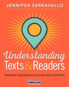 Understanding Texts & Readers cover photo